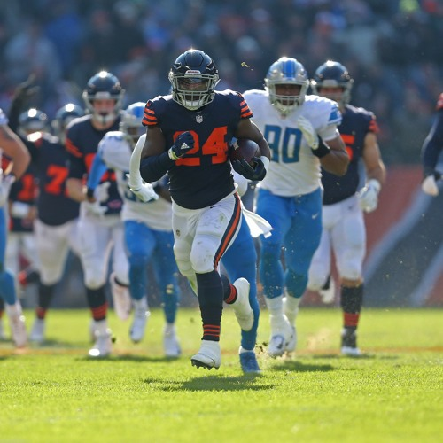 Kevin Fishbain, Chris Burke talk Bears-Lions, NFL draft