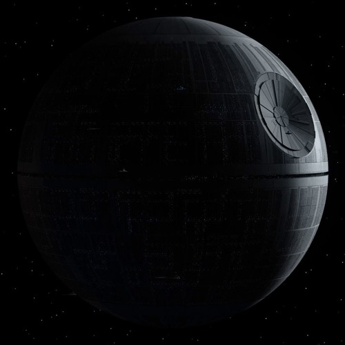 Approaching Darkness (Death Star Construction Timelapse Score)
