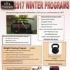 Trevor Allen Stewart, on Winter Fitness Programs At Chisasibi Fitness Center