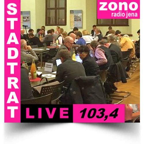 Hörfunkliveübertragung (Teil 2) der 39. Sitzung des Stadtrates der Stadt Jena am 13.12.2017