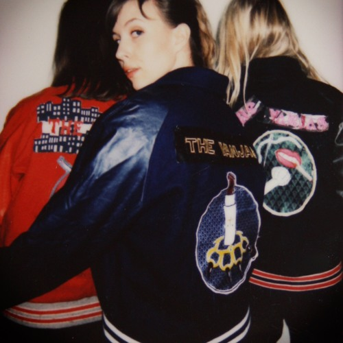 The Vanjas - My Girls