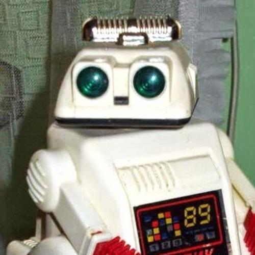 Old-fashioned patrol bots