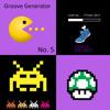Danceproject - Groove Generator, No. 5   Vintage Video Games Edition