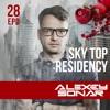 Alexey Sonar - SkyTop Residency 028 2017-12-14 Artwork