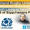 Scotland Rugby takeover of Worcester? British League Next? Gary Gold Speculation