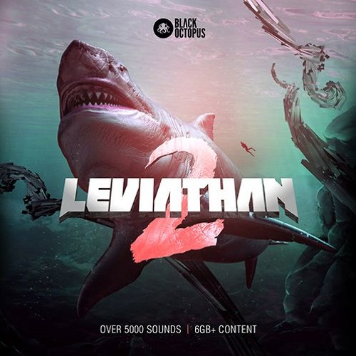 Black Octopus - Leviathan 2 | EDM Samples