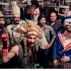 """Madrí Gras"""" Música de New Orleans perpetrada desde Madrid en el Fender Club"""