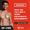 What Are the 3 Best & Worst Pre-Workout Supplements?