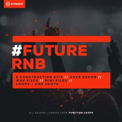 #Future RnB - Free Sample Pack by Hypeddit [Free Download]