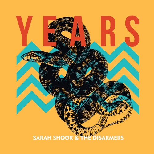 """New Ways to Fail"" by Sarah Shook & the Disarmers"