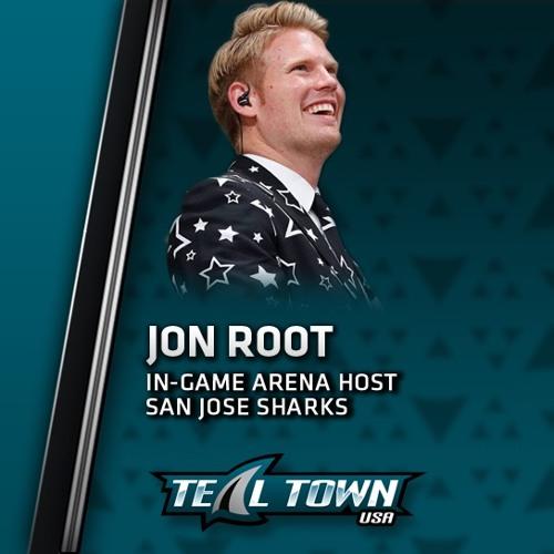 Interview: Jon Root - San Jose Sharks In-Game Arena Host