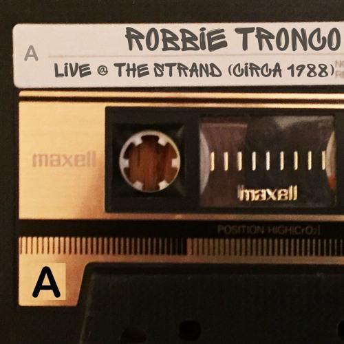 DJ Robbie Tronco @ the Strand. (Side A)