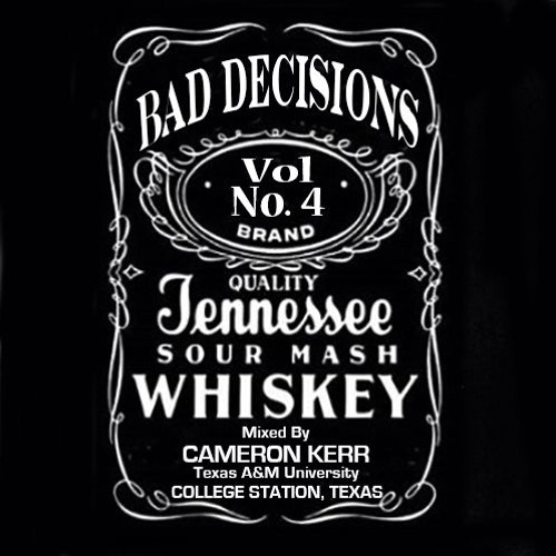 Bad Decisions Volume 4 By Cameron Kerr