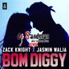 Bom Diggy Dj Sandman Remix Zack Knight X Jasmin Walia Mp3