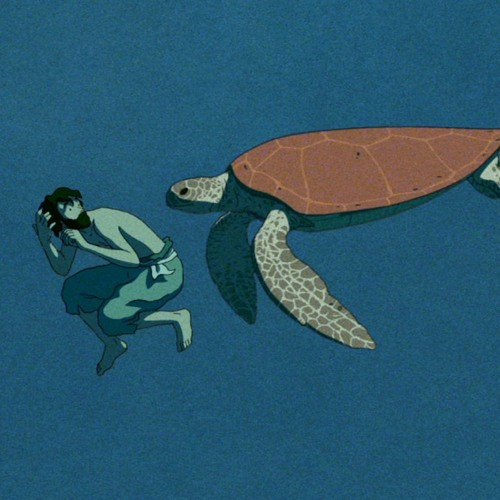 25 - The Red Turtle