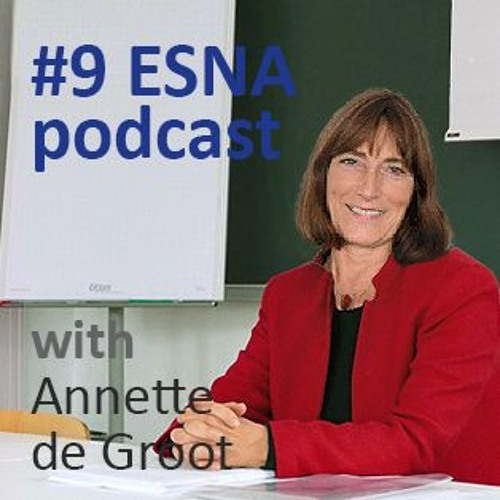 Podcast #9 - Anglicising the European Student: An Interview with Annette de Groot, 18/12/2017