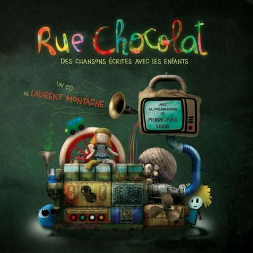 Rue Chocolat CD Jeune Public