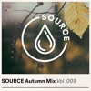SOURCE - Source Recordings Mixes Autumn Mix Vol. 009 2017-12-13 Artwork