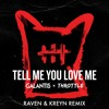 Galantis And Throttle Tell Me You Love Me Raven And Kreyn Remix Mp3