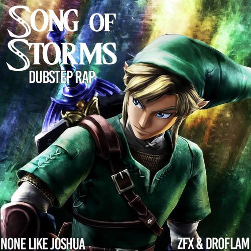 ZELDA DUBSTEP RAP | Song of Storms 2 (prod. ZFX & Droflam)