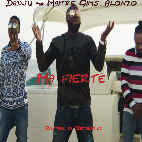 dadju ma fierte audio