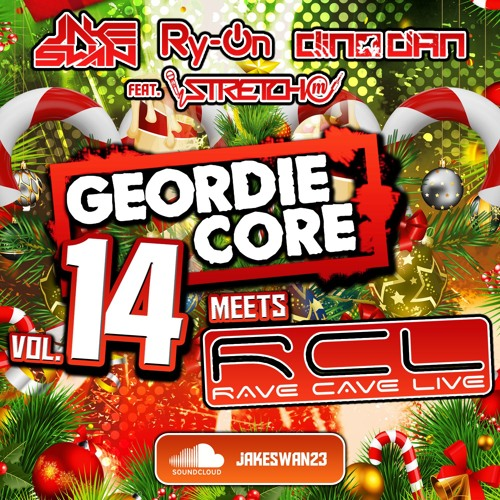 Geordie Core Vol.14 meets RCL - The Christmas Mix