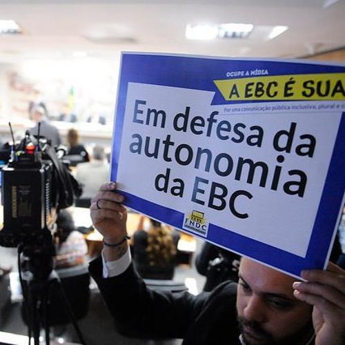 """Para funcionários, novas regras de conduta da EBC ditam """"censura prévia"""""""