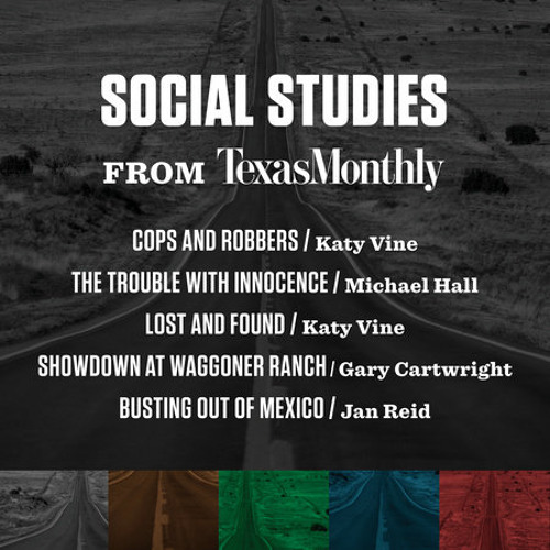 Social Studies from Texas Monthly by Various