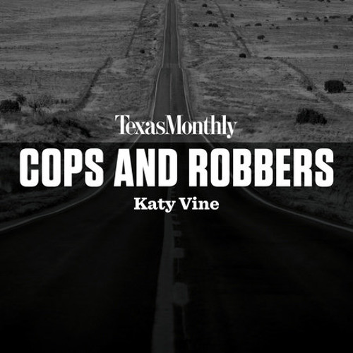 Cops and Robbers by Katy Vine, read by Lydia Mackay
