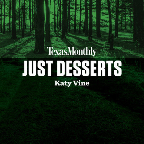 Just Desserts by Katy Vine, read by Lydia Mackay