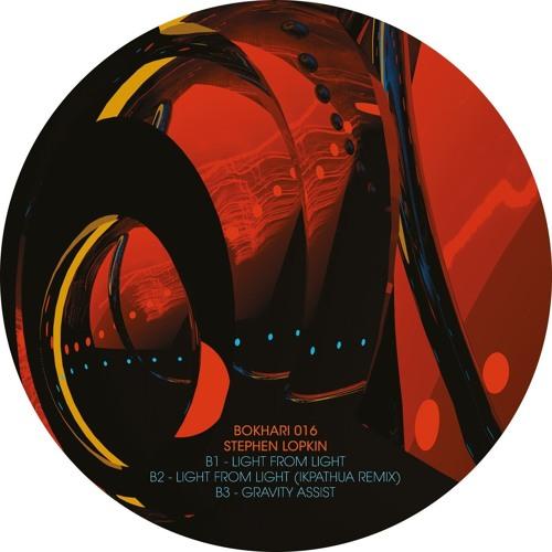 BK016 B2 Stephen Lopkin - Light From Light (Ikpathua Remix)