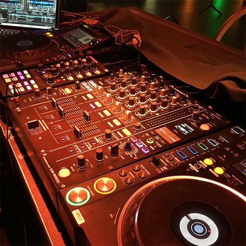 DJ Set @ DB Campus , Frankfurt Main (14-12-17)
