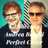 ed sheeran   perfect symphony with andrea bocelli cover
