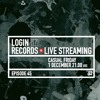 Login Records Casual Friday Live DJ Mix 01/12/17