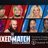 Booking On The Fly #3 - WWE Mixed Match Challenge