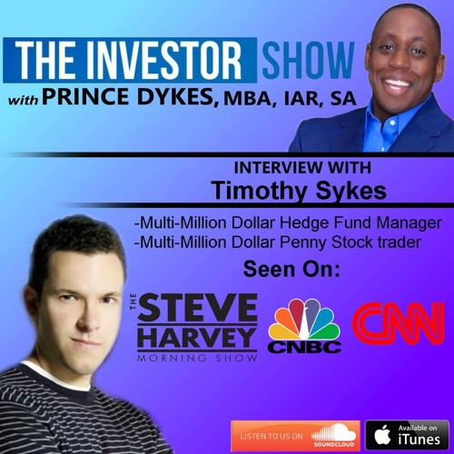Millionaire Penny Stock Trader Timothy Sykes Episode