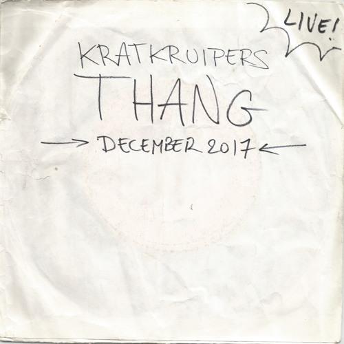 Kratkruipers - Thang [Live op Podcastfestival Gent]