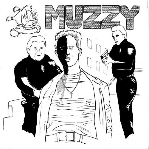 "MUZZY -  7"" - Darkwing Cuck"