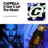 Cappella - U Got 2 Let The Music 2018 (AlexVanS Remix)