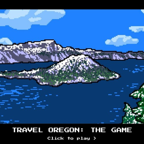 Travel Oregon: The Game developers Roland Gauthier & Tyler Kenworthy