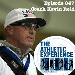 047 - Kevin Reid - Coach of Bryan Clay (2008 Olympic Champion)
