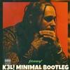 Post Malone - Cold (K3L! Minimal Bootleg)
