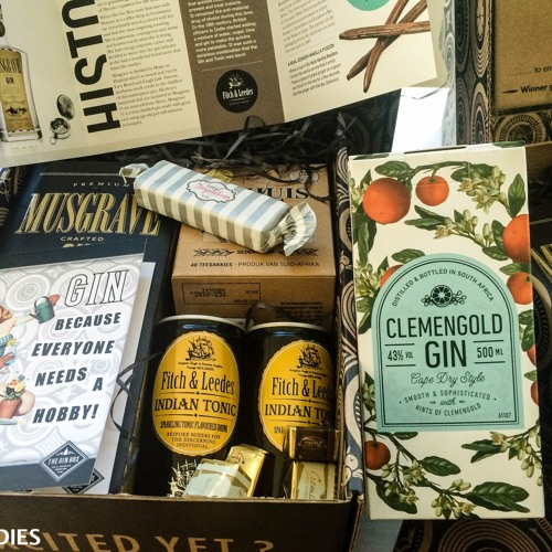 Introducing The Gin Box