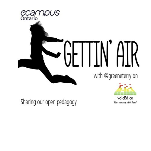 Getting Air With Terry Greene from eCampusOntario