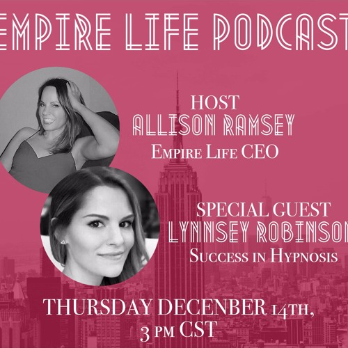 Lynnsey Robinson - Success In Hypnosis
