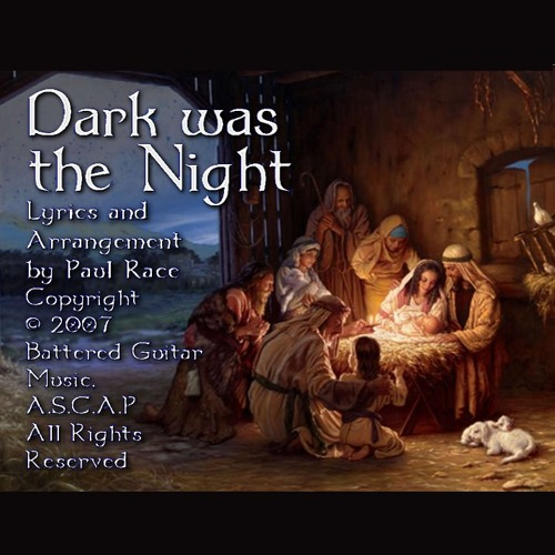 Dark Was the Night Title graphic