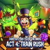 A Hat In Time - Train Rush Western remix
