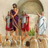 "CHAPTER 129—Pilate Proclaims: ""Look! The Man!"""
