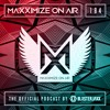 Blasterjaxx - Maxximize On Air 184 2017-12-16 Artwork