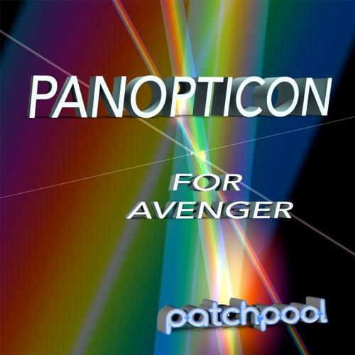 Raining Texture - Panopticon For Avenger